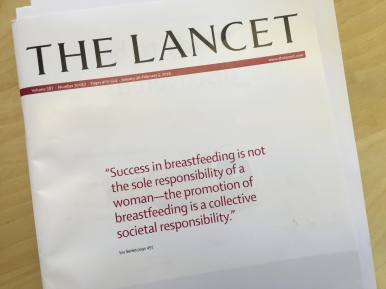 Lancet cover