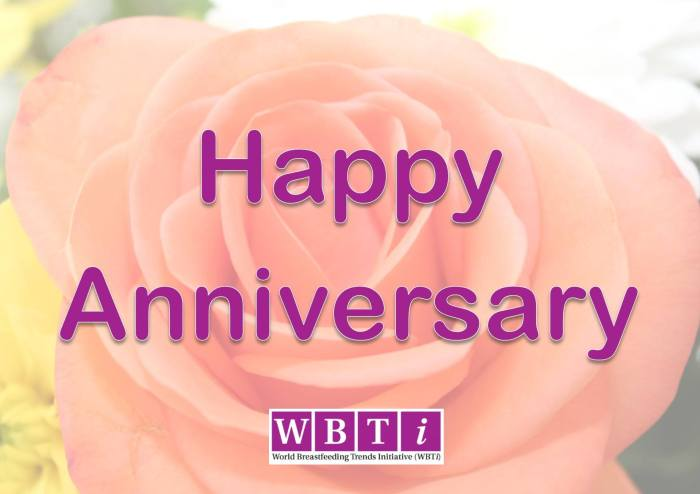 Happy 6 month anniversary tous!