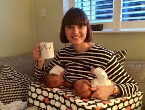 #KingsBrelfie for World Breastfeeding Week 1–7August