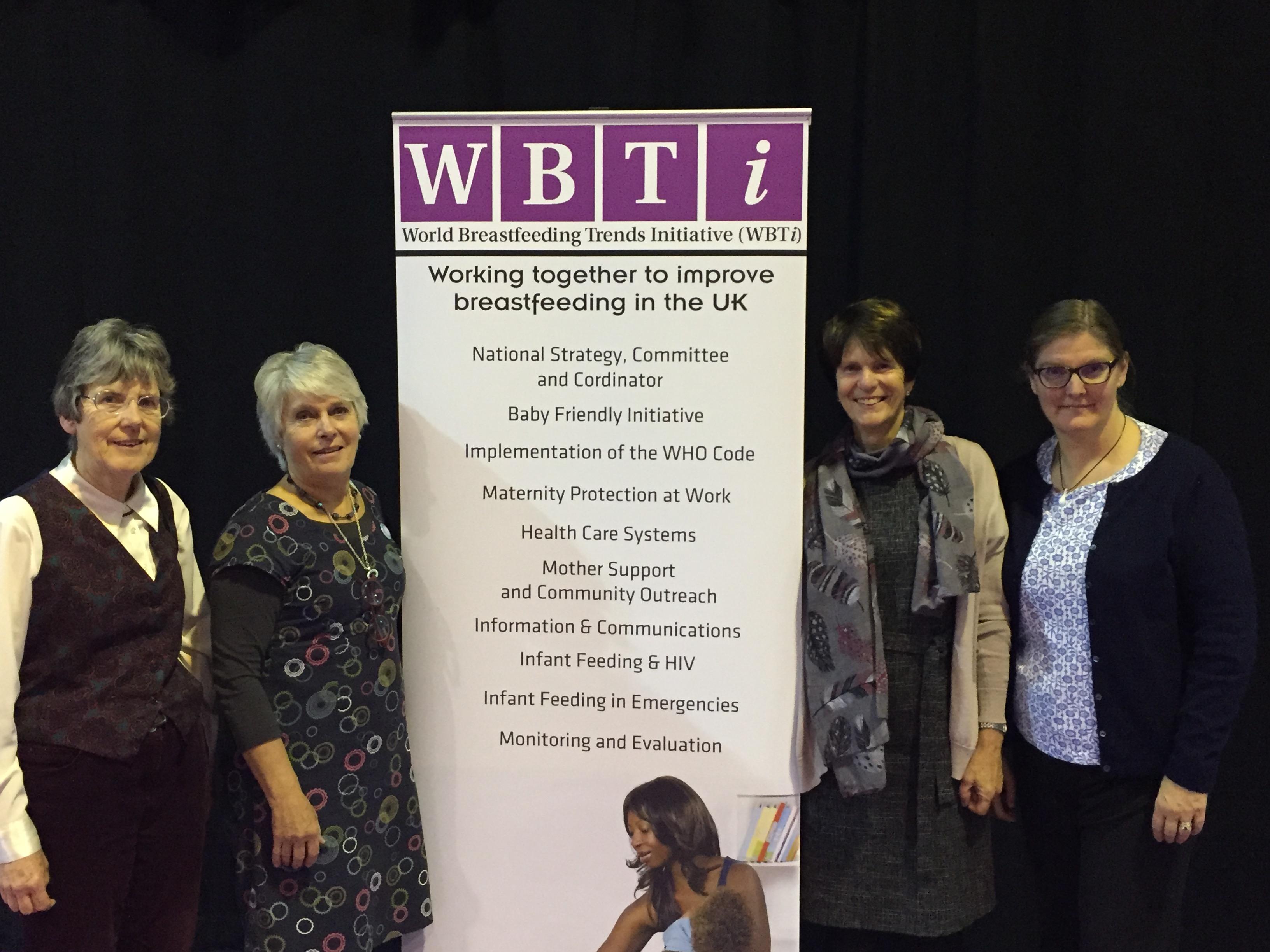 WBTi UK report – first anniversary celebration – a Forum