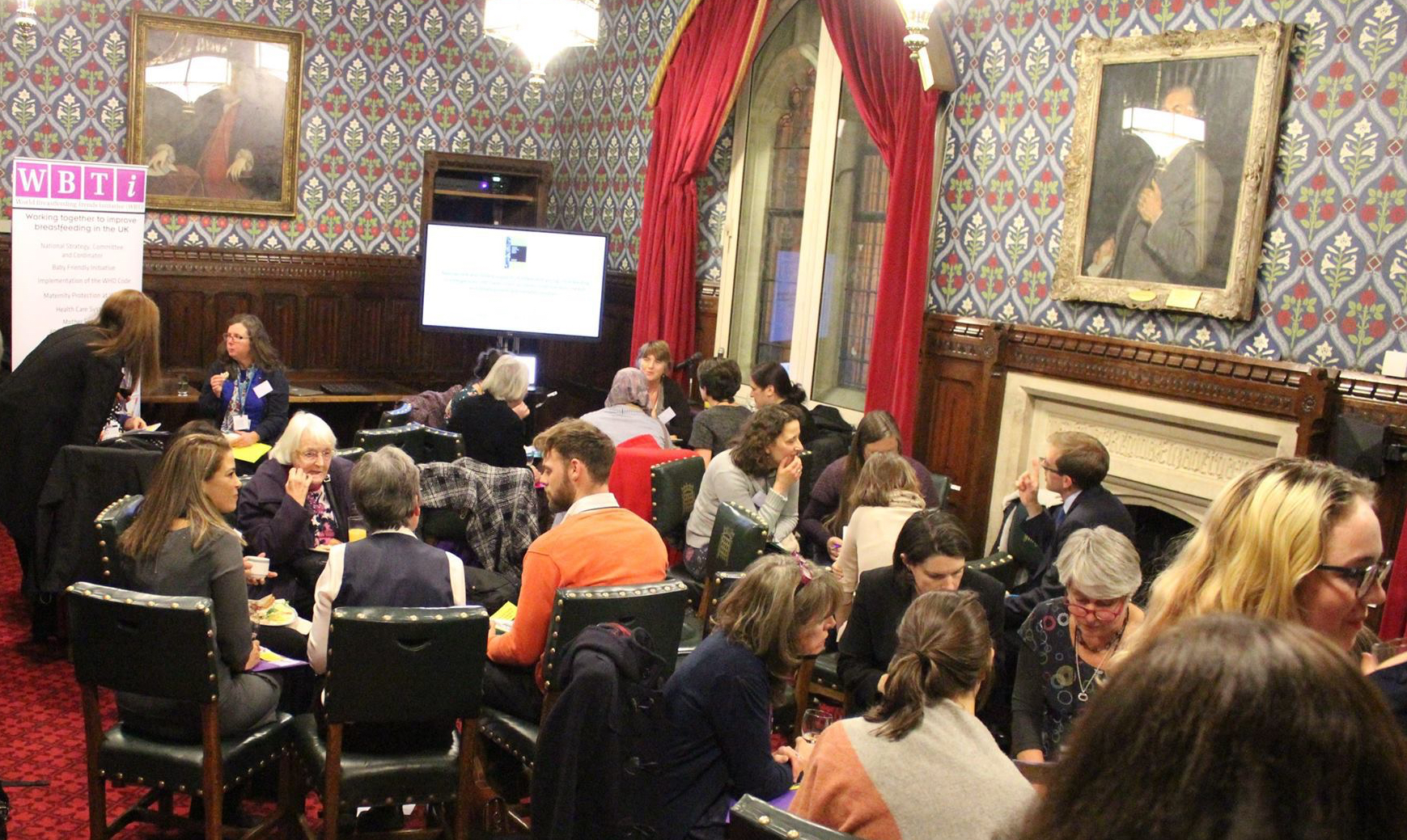 Protecting Infants and Young Children: WBTi Forum on Planning for Emergencies in the UK