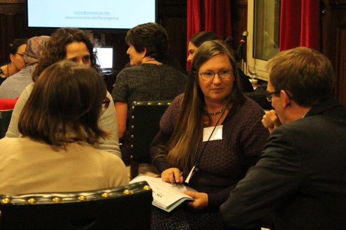 WBTI Forum 2017 discussion mapping LCGB Faulkner