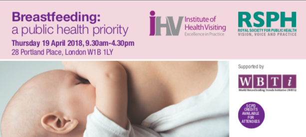 Breastfeeding: A Public Health Priority