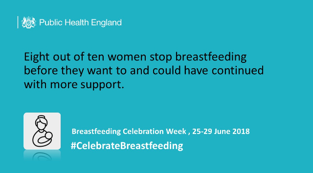 Local Breastfeeding Support: contact your MP!
