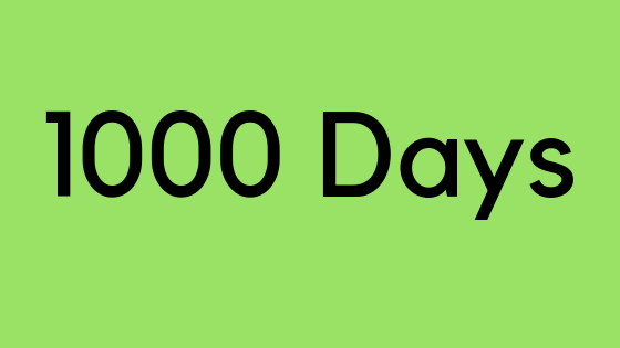 Breastfeeding and the First 1000 Days: the foundation of life