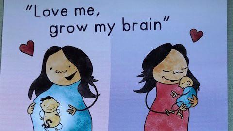 'Love me, grow my brain' inMedway