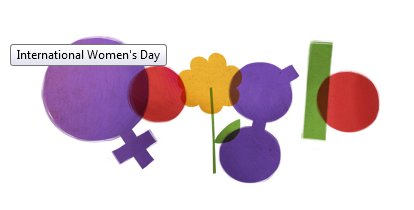 International Women's Day, March 8th