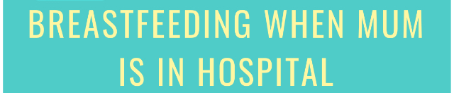 Hospital Breastfeeding 3: Posters from HIFN