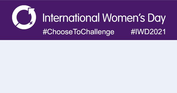 International Women's Day – March8th